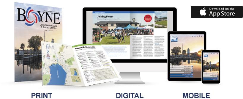 Boyne Print Digital Mobile