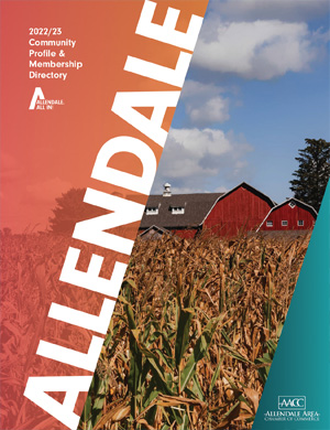 Allendale Area Chamber of Commerce Community Profile & Membership Directory