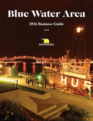 Blue Water Area Business Guide