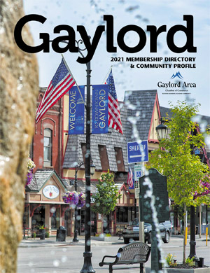 Gaylord Chamber of Commerce Membership Directory & Community Profile