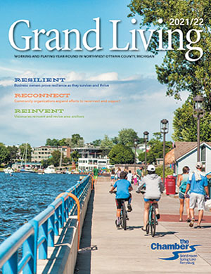 Grand Living: Working and Playing Year-Round in Northwest Ottawa County, Michigan