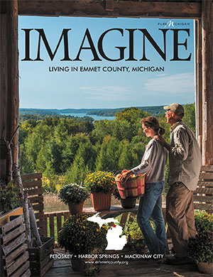 Imagine Living In Emmet County, Michigan