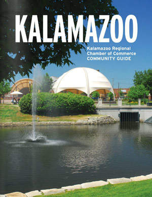 Kalamazoo Regional Chamber of Commerce Community Guide