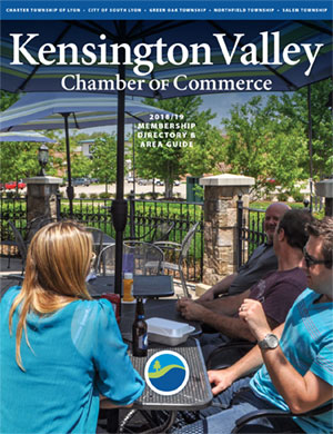 Kensington Valley Chamber of Commerce Membership Directory & Area Guide