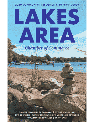 Lakes Area Chamber of Commerce 2019 Community Resource & Buyer's Guide