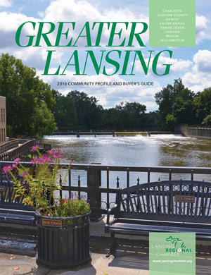 Lansing Regional Chamber of Commerce Community Profile & Buyer's Guide