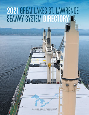 Great Lakes St. Lawrence Seaway System Directory