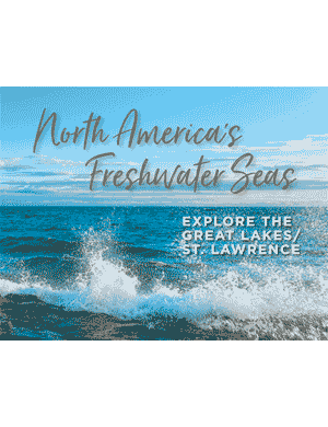 North America's Fresh Water Seas