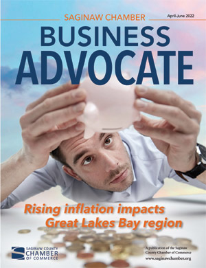 Saginaw Business Advocate October - December 2020