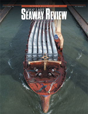 Subscribe to Great Lakes/Seaway Review