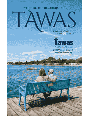 Tawas Area Chamber of Commerce 2017 Visitors Guide & Member Directory