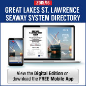 View or download the Great Lakes St. Lawrence Seaway System Directory